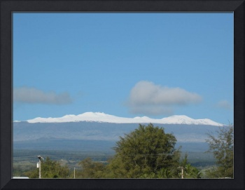Maunakea In The Morning