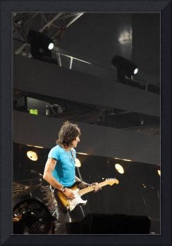 Ron Wood on Bigger Bang - Milan 2006