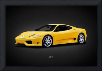 The 360 Challenge Stradale