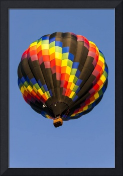 Spiral Hot Air Balloon