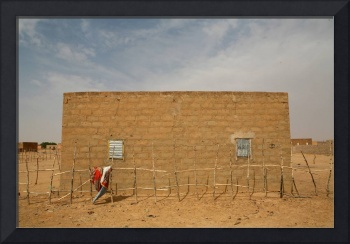 Mud Brick Building
