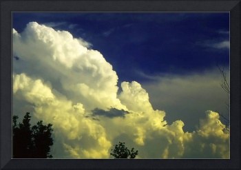 A Summer Thunderhead
