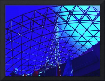Melbourne arts Center Abstracted