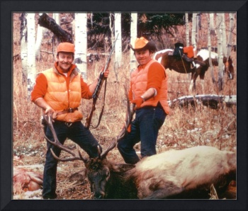 Melrose Elk Camp 1972