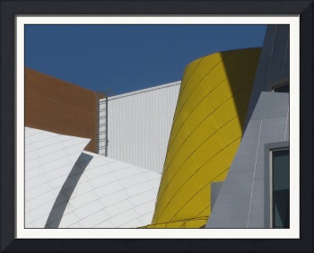 Gehry's Architecture with Facade Layers