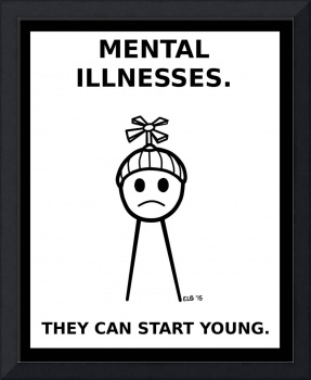 Mental Illnesses. They Can Start Young.