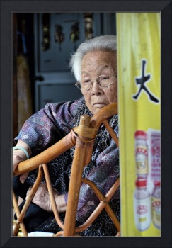 The Old Lady Of Tai O