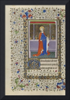 Master of Jacques of Luxembourg (French, active ab