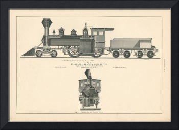 Fig.2-3 - Standard American Locomotive Engraving