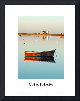 2015 Chatham, Cape Cod Poster