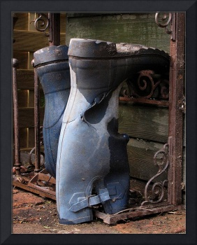 Battered Wellies