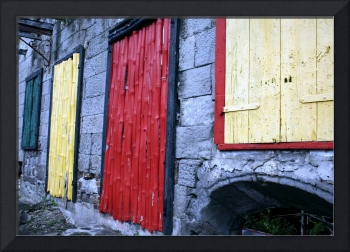 Doors in Dominica