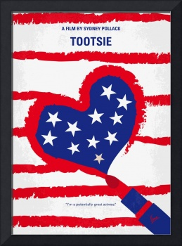 No646 My Tootsie minimal movie poster