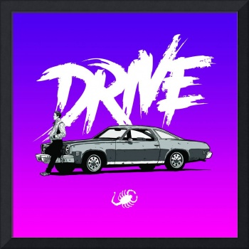 DRIVE (Pink/Purple ed.)