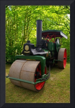 Ruston Steam Roller