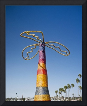 San Diego Tree Sculpture CityScapes