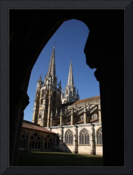 france bayonne cathedral