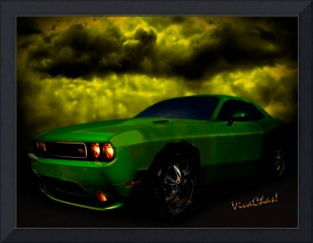 Dodge Challenger Sundowner