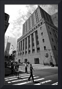 Post Office (Federal Office Building)_ New York Ci