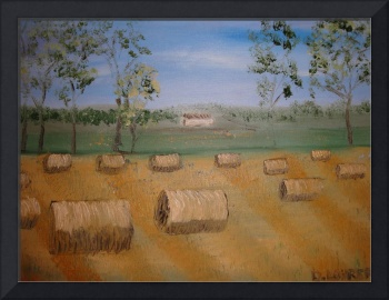 The Hay Bales