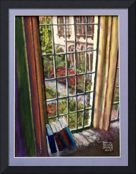 Abbey Window Pastel