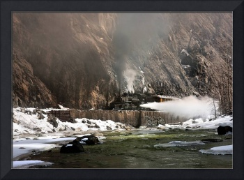 Steam, Smoke and Water (Horizontal)