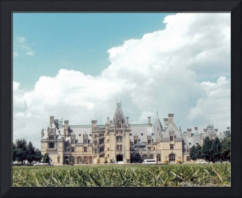 Biltmore House From The Ground Up