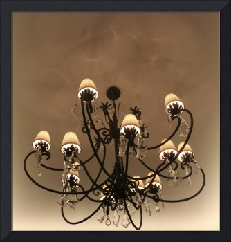 Metaphoric Chandelier