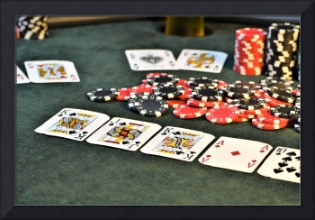 Bad Beat Full House Vs Royal Flush In Poker