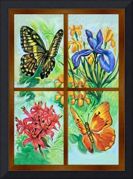 Window to world of nature 3
