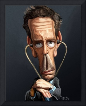 House-Md-Caricature