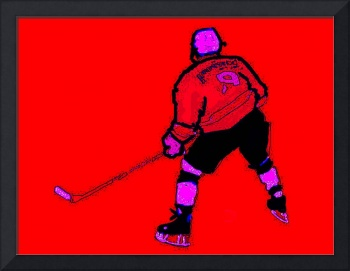 Hockey Center red purple black (c)