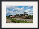 Norfolk Southern Freight Train by Rich Kaminsky