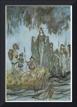 Comus: Sabrina Rises, Attended by Water-Nymphs