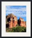 Red Rock of Sedona by Jacque Alameddine