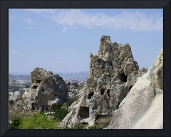 Goreme Open-Air Museum, Cappadocia - Turkey