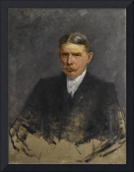 John Butler Yeats 1839-1922 PORTRAIT OF GEORGE POL