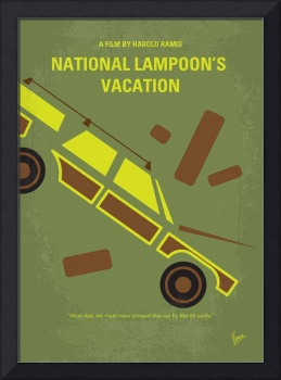 No412 My National Lampoons Vacation minimal movie