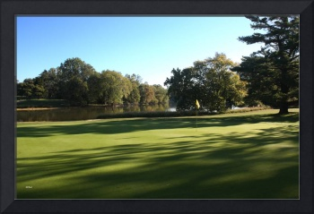 Pine Ridge Golf - Beautiful 14th Par 3