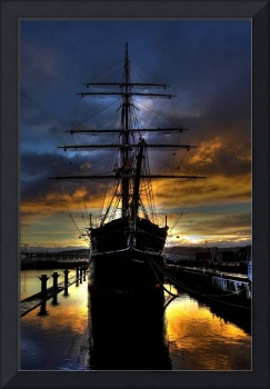 HISTORIC SHIP - RRS DISCOVERY