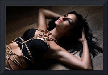 Tied Beauty - Fine Art of Bondage