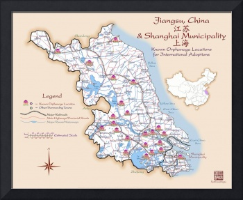 Jiangsu and Shanghai Orphanage Location Map v1.2