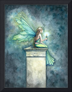 A Light in the Dark fairy by Molly Harrison