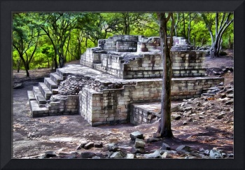 Palace for a Mayan King