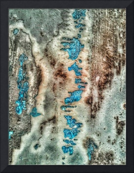 WALL DECAY ABSTRACT #1 ON 17 JANUARY 2016