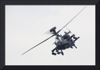 Apache AH1 Attack Helicopter
