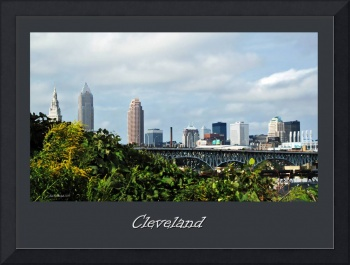 Cleveland poster