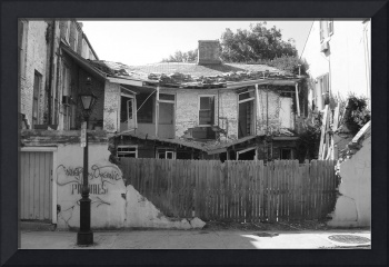 Abandoned House New Orleans