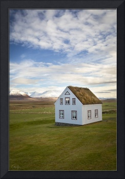 Icelandic Turf House in Iceland by Cody York_115A4