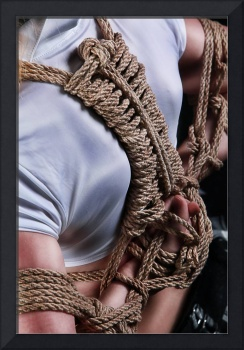 Closeup Bondage - Fine Art of Bondage